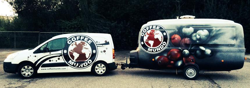 Coffee Mundo Mobile
